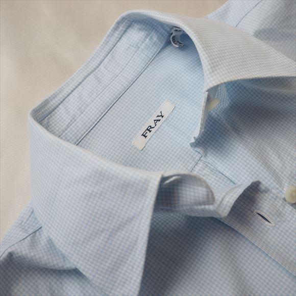 FRAYギンガムチェックシャツ