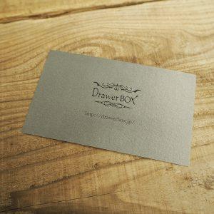 DrawerBOXshopカード